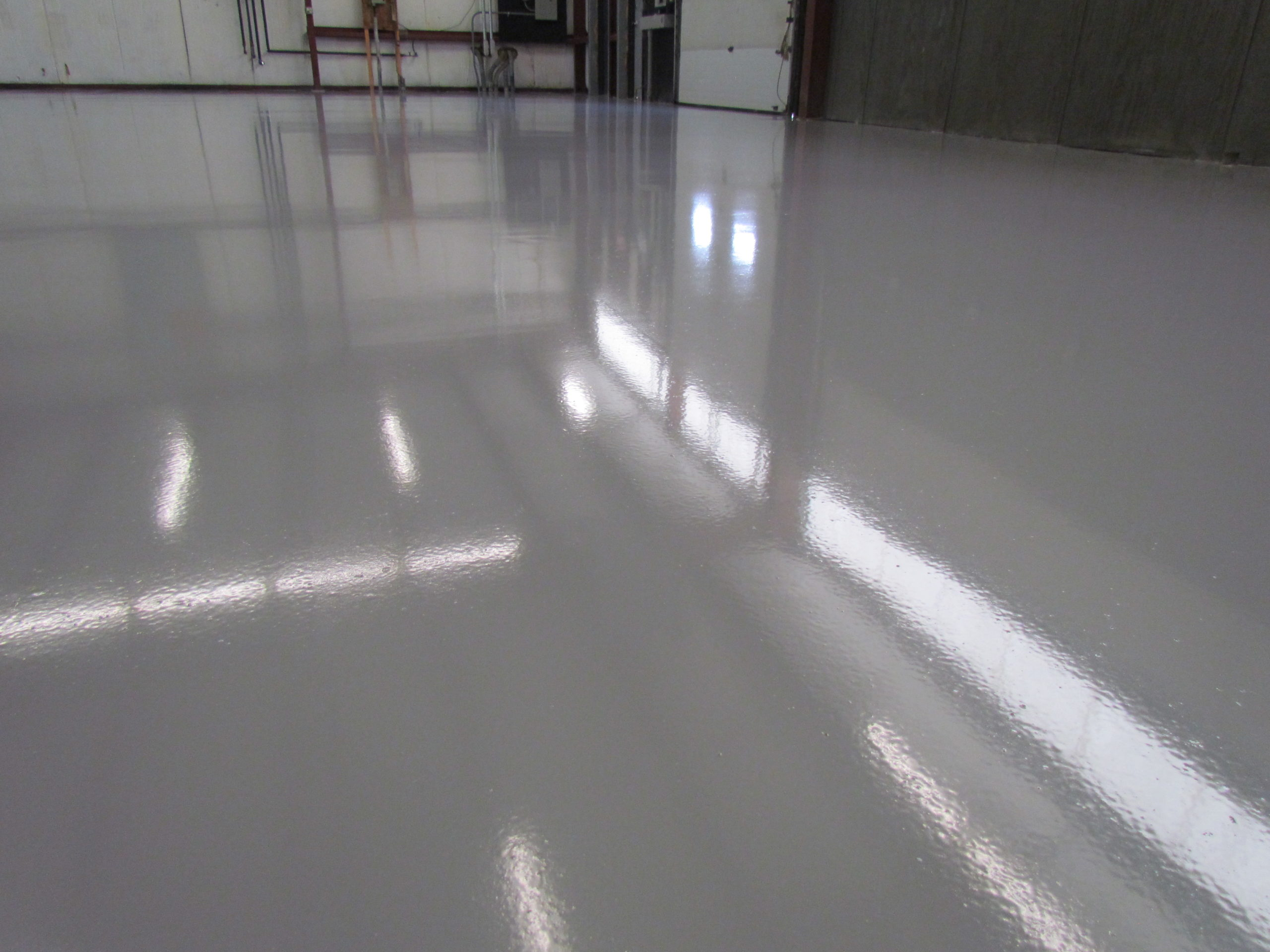 Seamless epoxy flooring for cannabis facilities in CT and MA