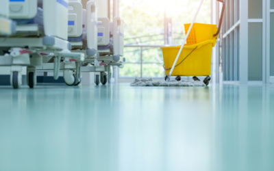 Safe And Sanitary Flooring – Why You Should Choose An Antimicrobial Seamless Epoxy Flooring System.