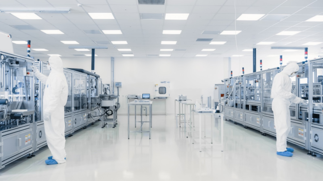 Seamless epoxy flooring for pharmaceutical facilities in CT