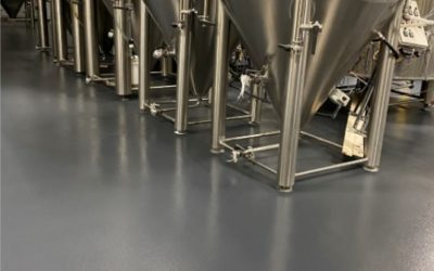 Top 7 Reasons Why You Should Choose an Epoxy Flooring System for Your Brewery Floor