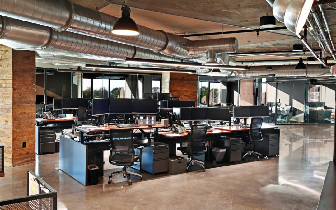 Why you should consider Polished Concrete Flooring in your Office Space