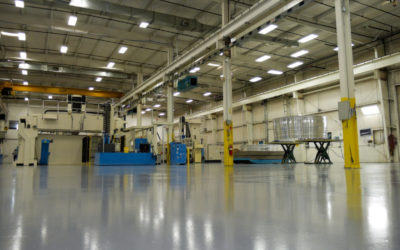Best Flooring Options for a Manufacturing Facility